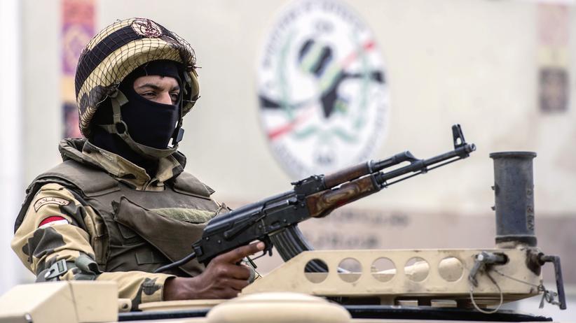 Ägypten Waffenlieferungen