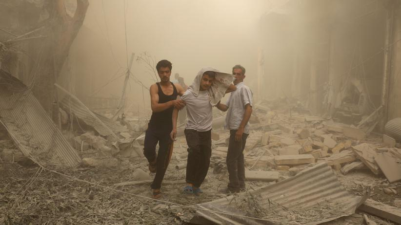 Syria: You wait and you die in Aleppo
