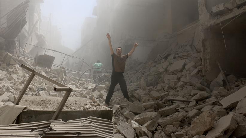 Syrien: Lieber zu Hause sterben als in die Fremde fliehen