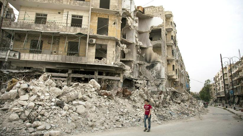 Aleppo Waffenruhe USA Russland