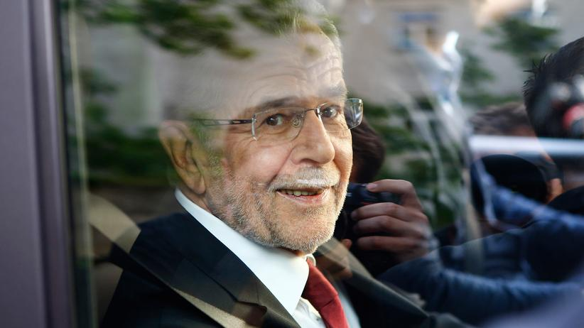 Alexander Van der Bellen: Der künftige Bundespräsident Österreichs, Alexander Van der Bellen.