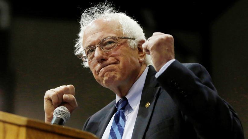 US-Vorwahl: Sanders macht es Clinton schwer