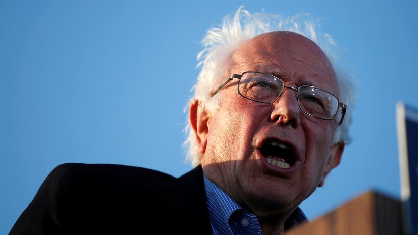 Die Einnahmen von Bernie Sanders schrumpfen.