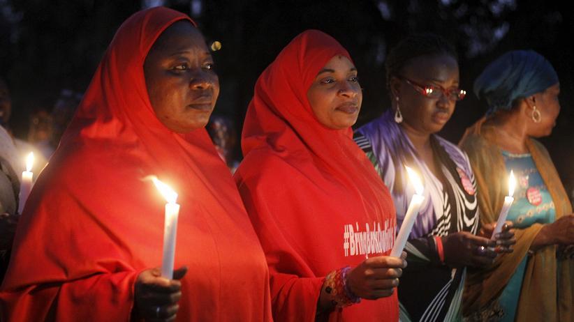 Nigeria: Fünf Anführer von Boko Haram gefasst
