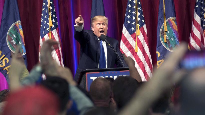 Republikaner: Sie hassen sich und sie brauchen sich