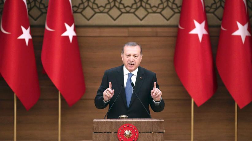 EU-Türkei-Deal Erdogan