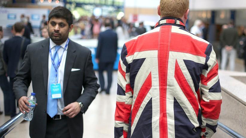 Großbritannien Europa Brexit Flagge Fashion