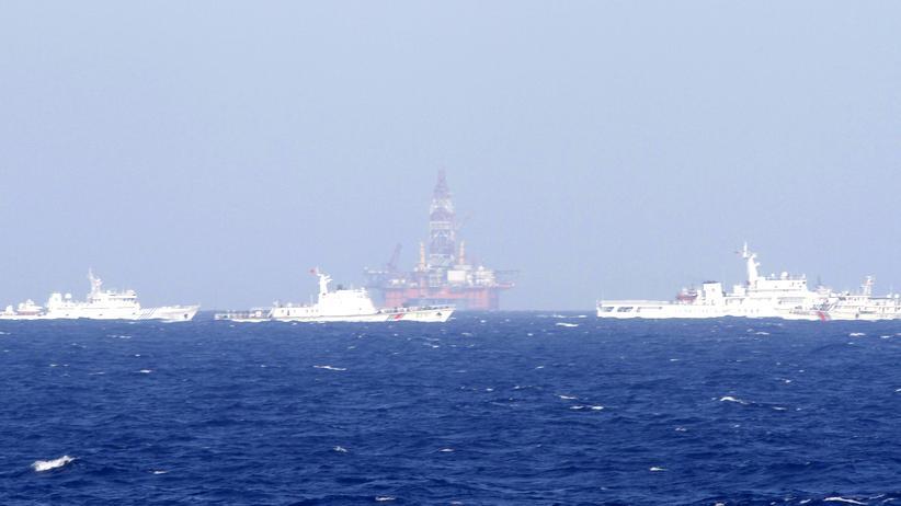 Südchinesisches Meer: China will den Westpazifik für sich