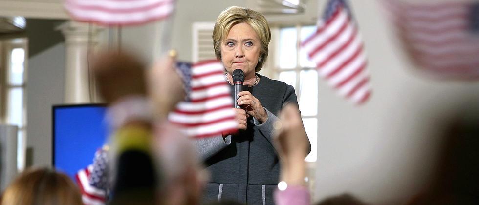 Hillary Clinton E-Mail-Affäre