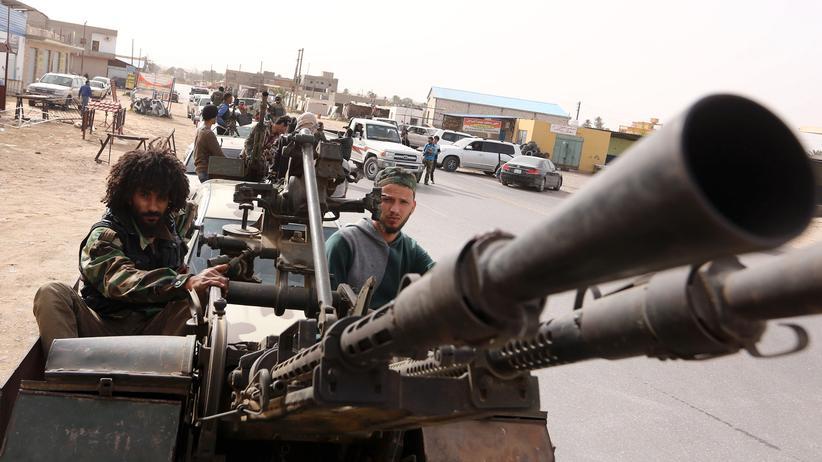 Libyen: Aus dem Nichts einen Staat schaffen
