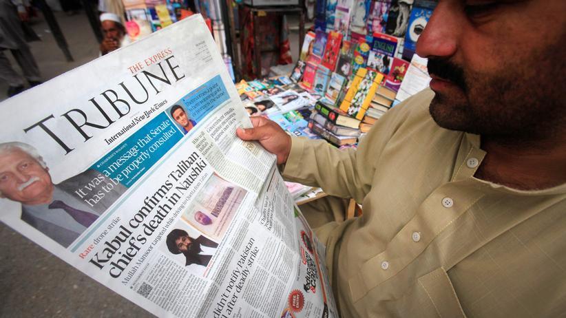 Afghanistan: Pakistanische Berichterstattung zum Tod von Akhtar Mansur