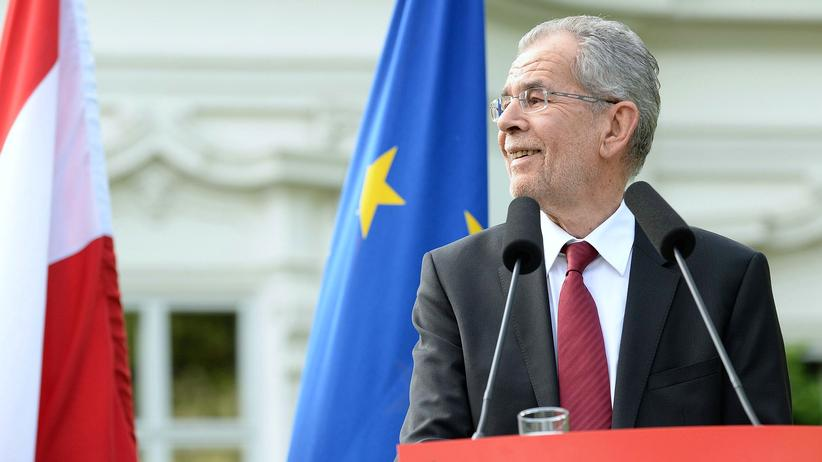 Österreich Alexander van der Bellen Rede