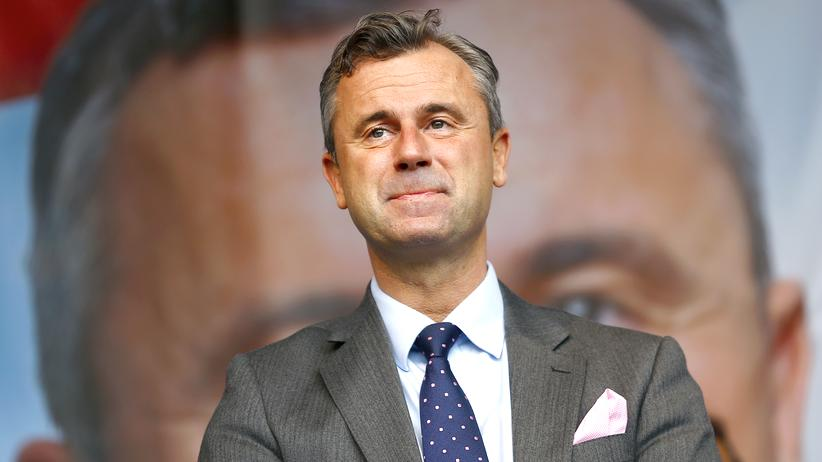 Österreich Norbert Hofer
