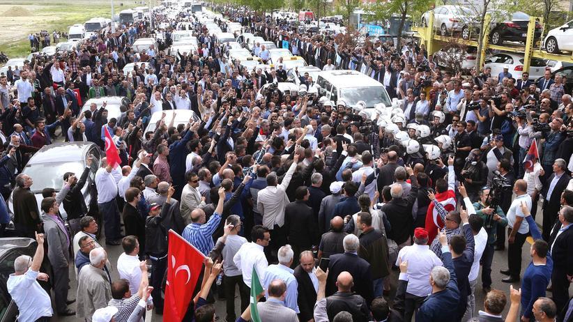 Opposition Türkei