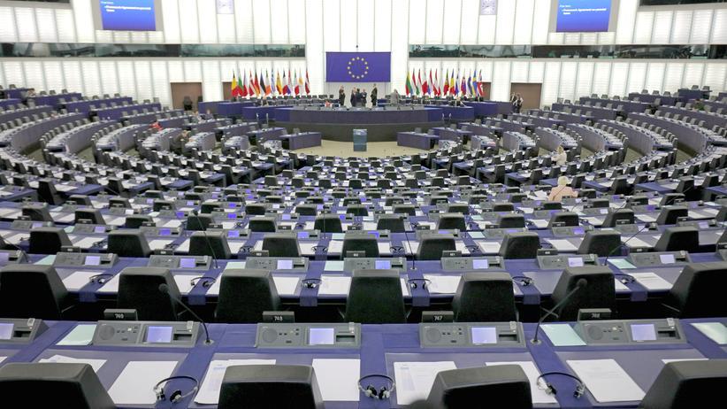 Recep Tayyip Erdoğan: Das Europäische Parlament in Straßburg