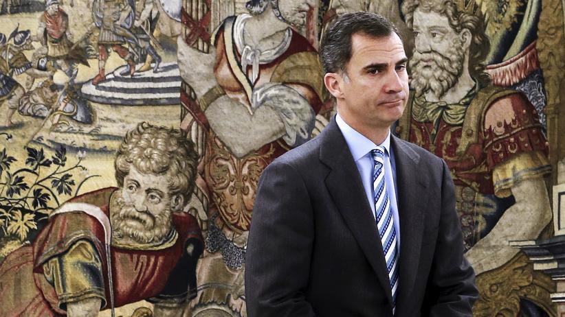 Der spanische König Felipe VI. wird das Parlament auflösen und Neuwahlen ansetzen.
