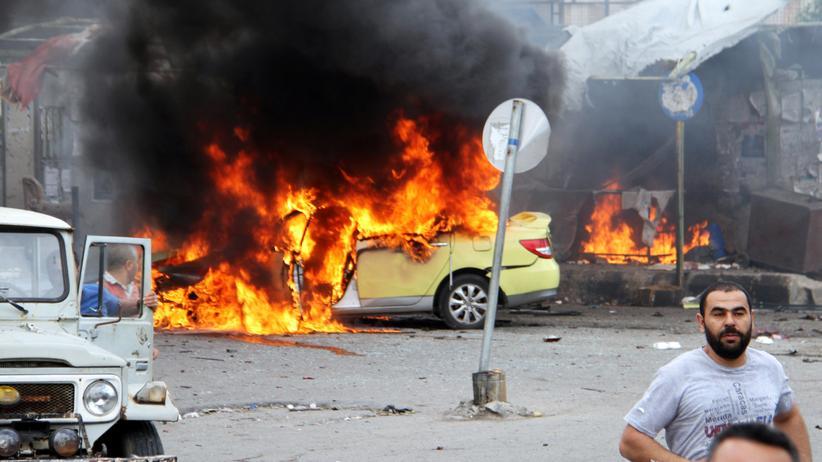 Syrien: Autobomben explodieren in Assad-Hochburgen