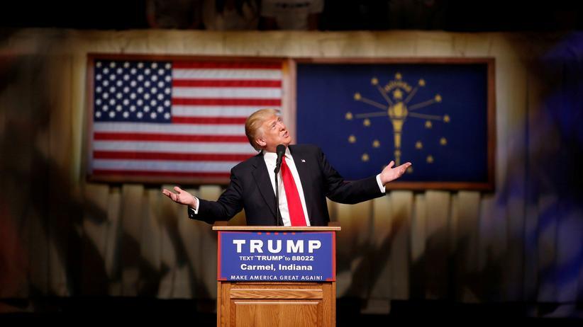 US-Vorwahlen: Trump gewinnt, Cruz gibt auf