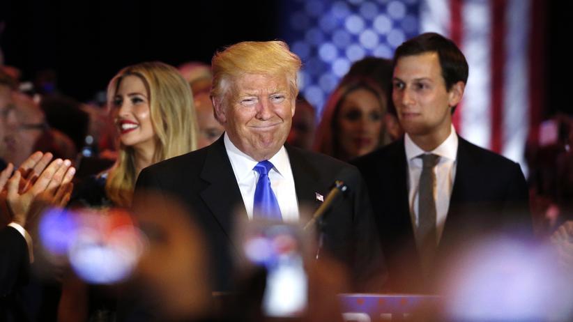 Donald Trump ist die republikanische Präsidentschaftskandidatur kaum noch zu nehmen.