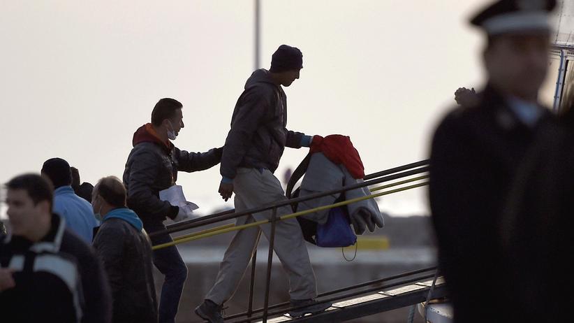 Abschiebungen Flüchtlinge Griechenland Türkei