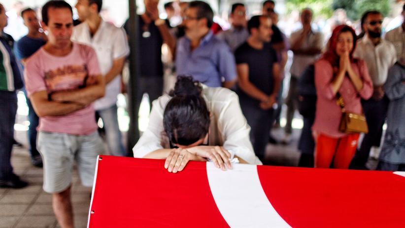 Anschlag in Istanbul: Trauer um die Opfer des Anschlags auf den Flughafen von Istanbul