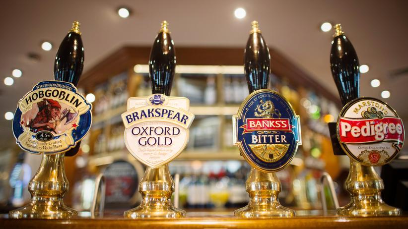 Großbritannien: Ein britische Pub