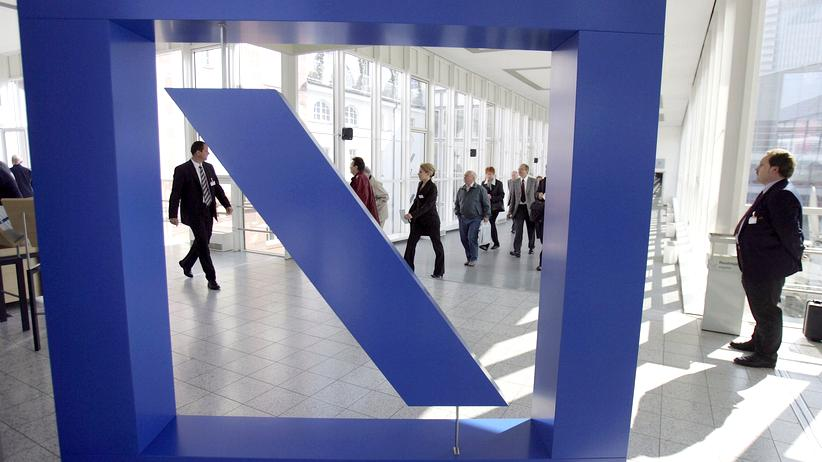 Geldwäsche: BaFin ließ Deutsche Bank 40 Millionen Euro Strafe zahlen