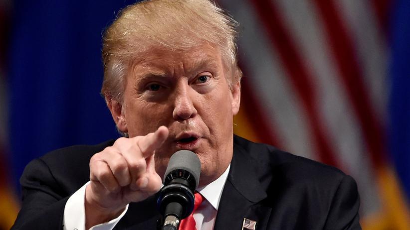 Mutmaßlicher Attentäter wollte Donald Trump erschießen.