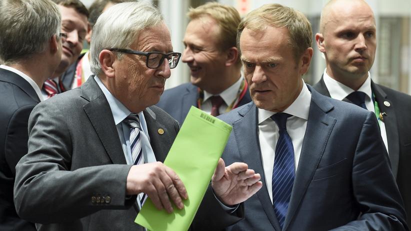 EU-Gipfel: Beraten ohne Briten