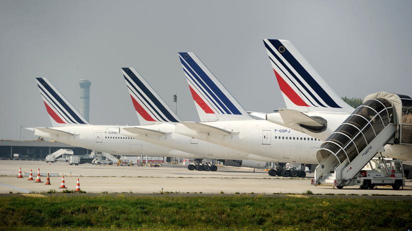 Frankreich: Piloten von Air France wollen zum EM-Auftakt streiken
