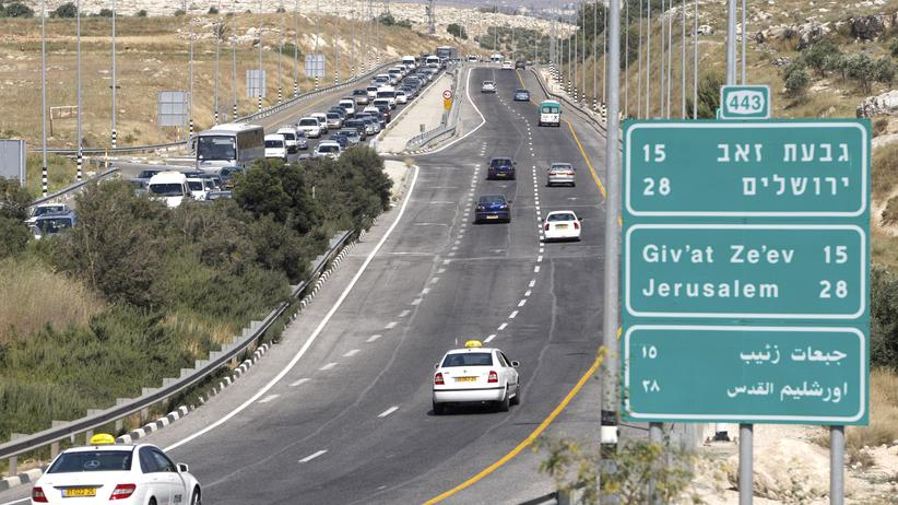 israel route 443