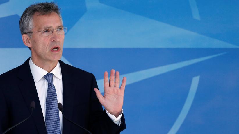 Nato-Generalsekretär Stoltenberg verteidigt Verhalten gegenüber Russland.