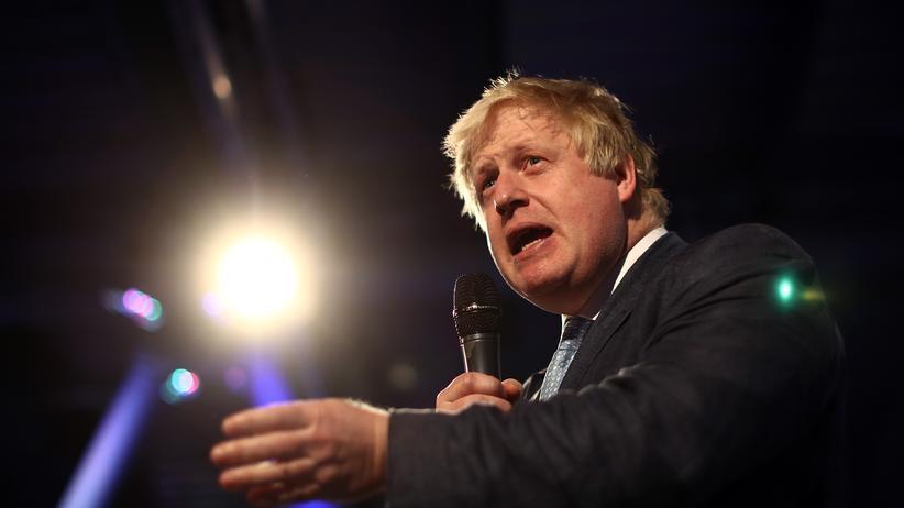 Boris Johnson: Er bringt sie um den Verstand