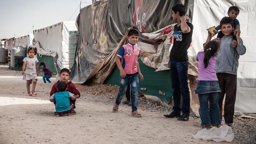 """Flüchtlinge im Libanon: """"Wir werden niemals akzeptieren, dass sie für immer bleiben"""""""