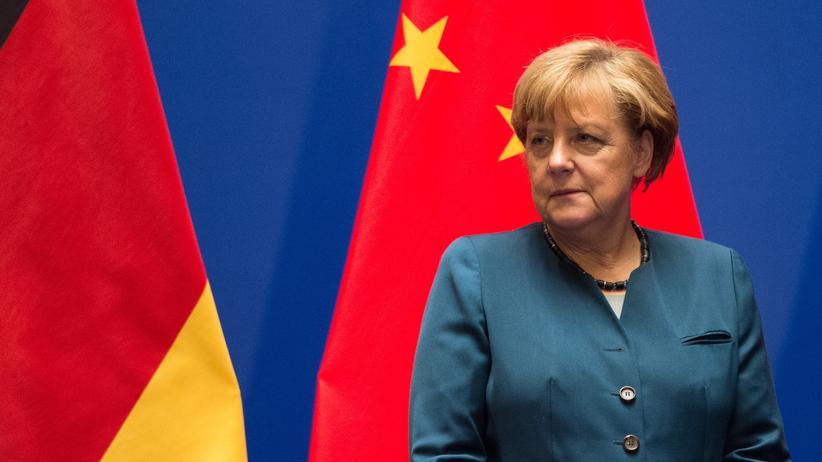 China-Besuch: Hohe Erwartungen an Bundeskanzlerin Merkel