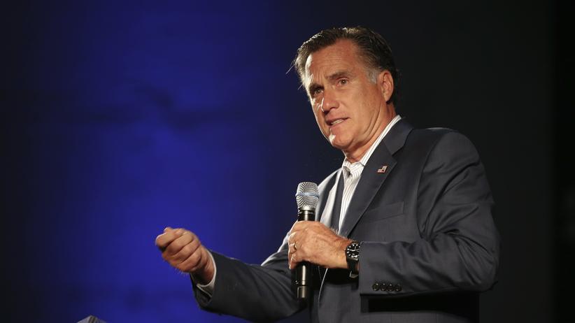 Der Milliardär Mitt Romney hält nicht viel von Donald Trump.