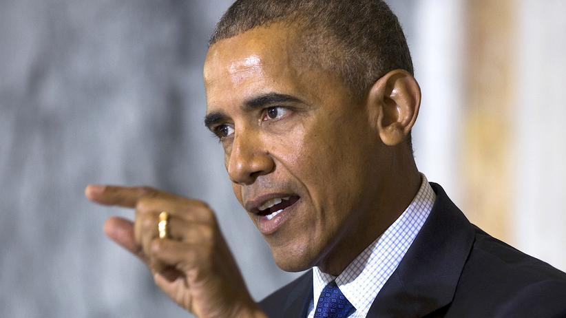 Obama Trump Forderung Einreiseverbot Muslime