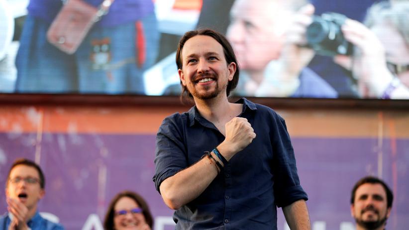 """Spanien: Podemos und das """"deutsche Europa"""""""