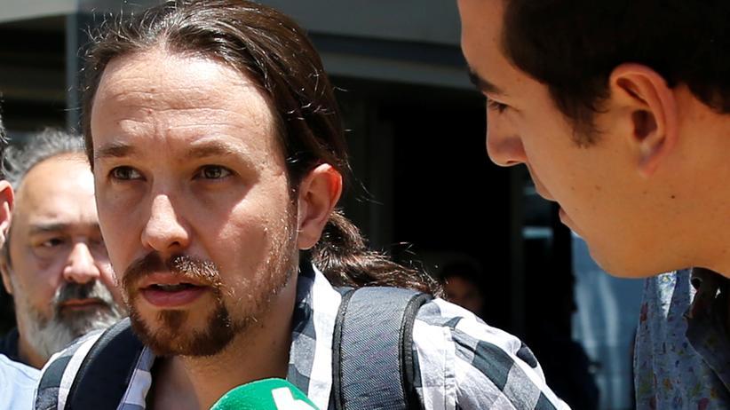 Podemos: Spanien braucht den Wandel