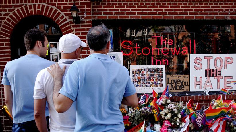 Stonewall Inn: Obama erklärt Homosexuellen-Bar zum Nationaldenkmal