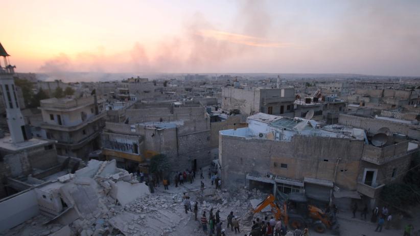 Syrien Aleppo Bürgerkrieg