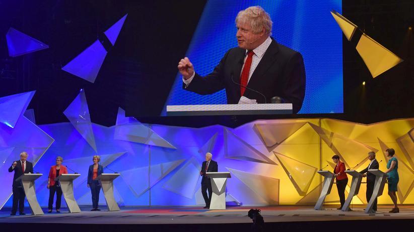Hitzige Auseinandersetzung bei letzter TV-Debatte vor dem Referendum.