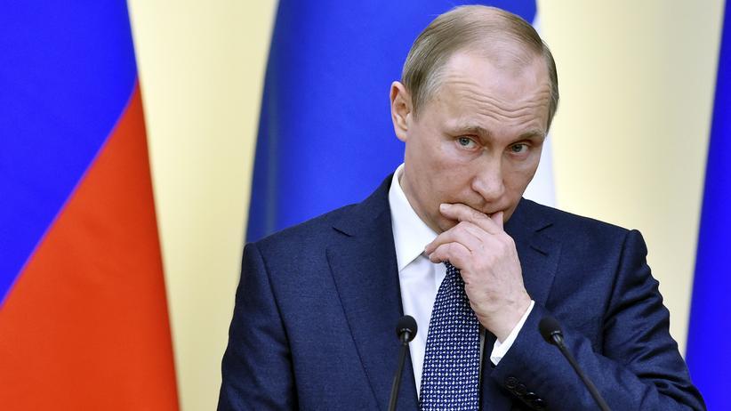 Ukraine-Krise: Putin bietet Ende der Sanktionen gegen EU an