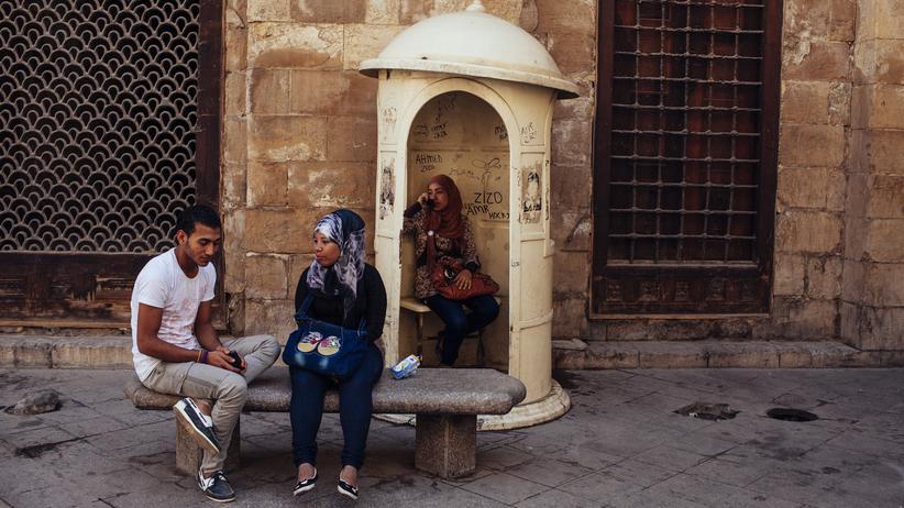 Ägypten: Kairo im Oktober 2013