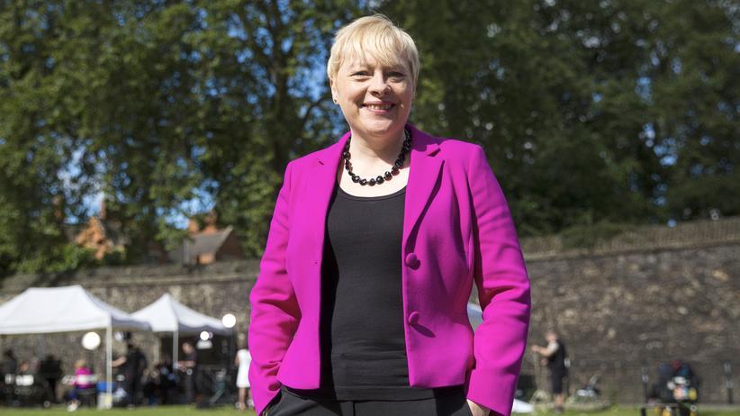 Angela Eagle Labour
