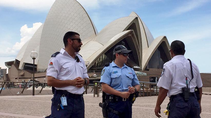 Innere Sicherheit: Australien weitet Antiterrorgesetze auf Kinder aus