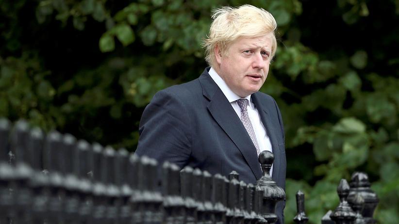 """Großbritannien: """"Ein sehr schlechtes Signal für den Austrittsprozess"""""""