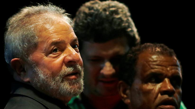 Korruptionsskandal: Brasilianische Justiz leitet Verfahren gegen Lula ein