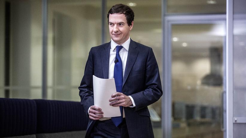 Brexit: Osborne will Steuern für Unternehmen stark senken