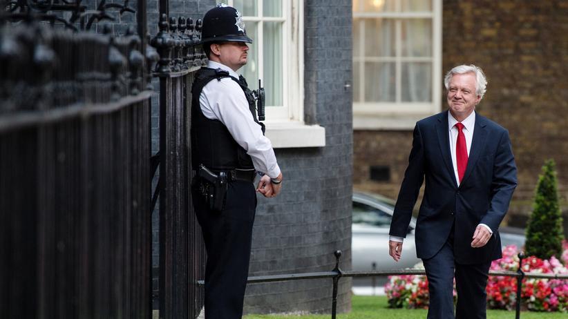 Britisches Kabinett: Mays neue Minister